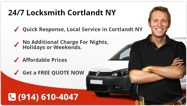 24 Hour Locksmith Cortlandt